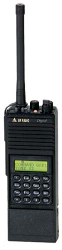 BK Radio DPH-CMD Digital Portable Radios