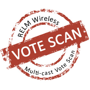 KZA0581 Multi Cast Voter Scan