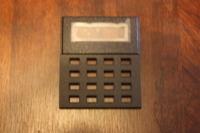 Keypad front