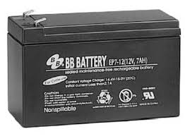 King Radios 7Ah Battery