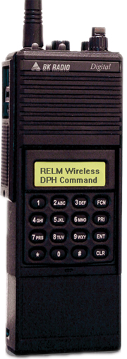Bendix King CPH5102X CMD Command Portable