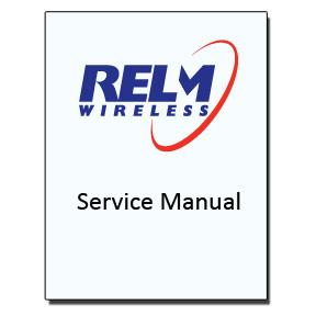 Bk Radios Service Manual