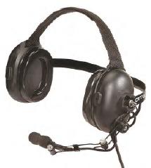 KAA0228 Behind the Head Headset