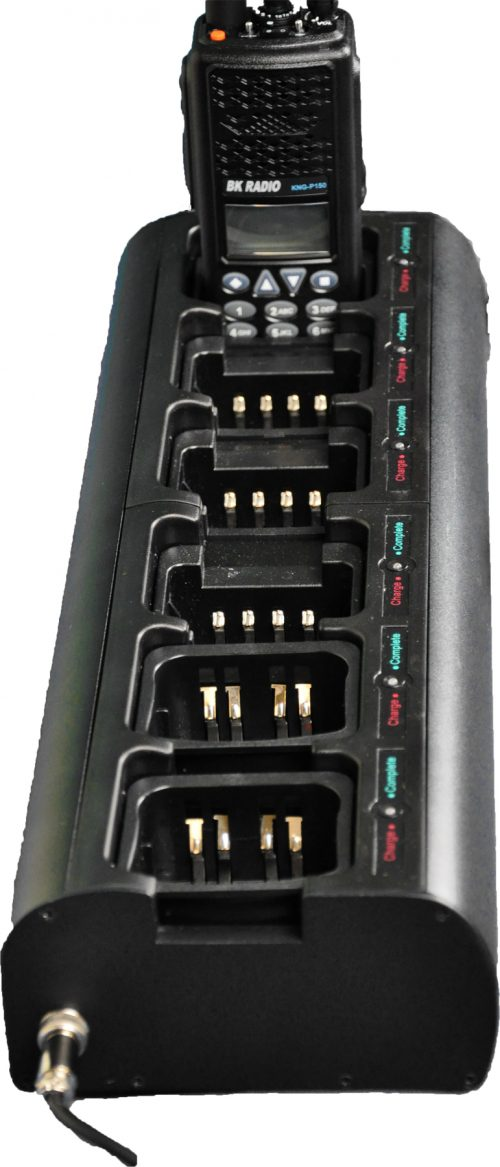 KAA0301-6 Intelligent 6 Bay Charger KNG Portables
