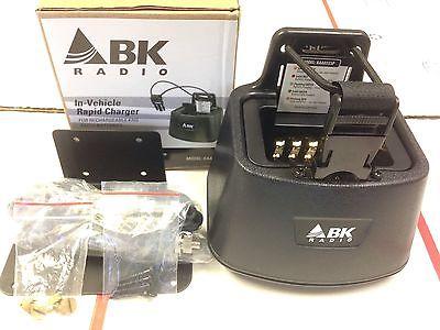 KAA0355P Vehicular Charger Bk Radios