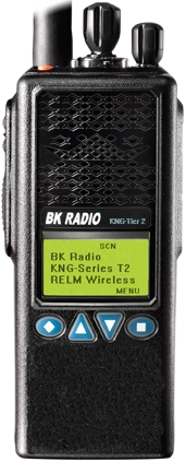 KNGP150 T2 Portable BK Radios