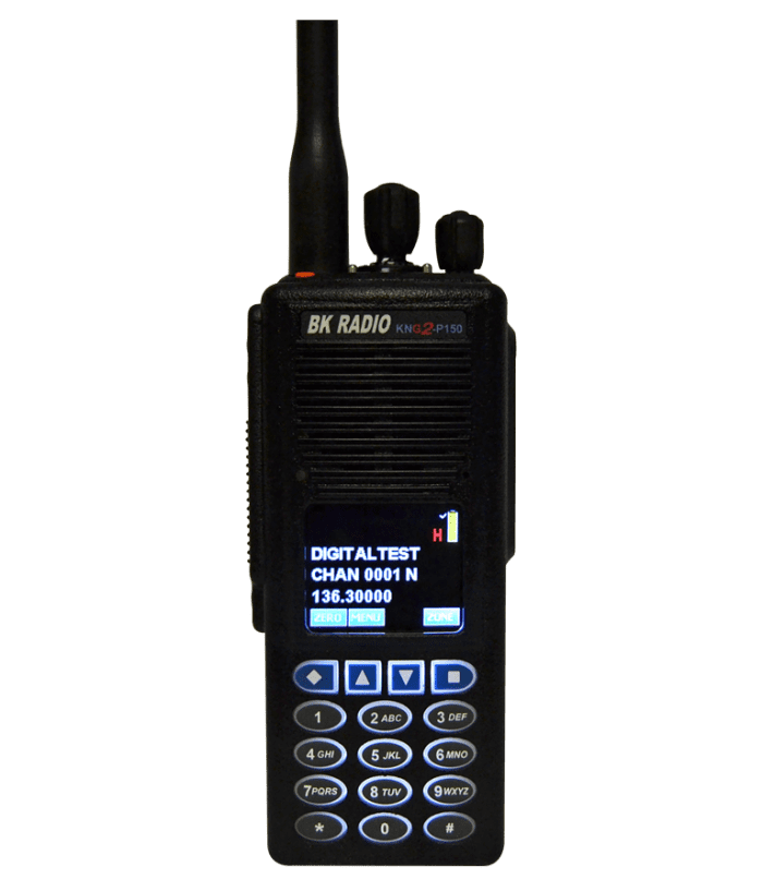 King Radios KNG2 Portable