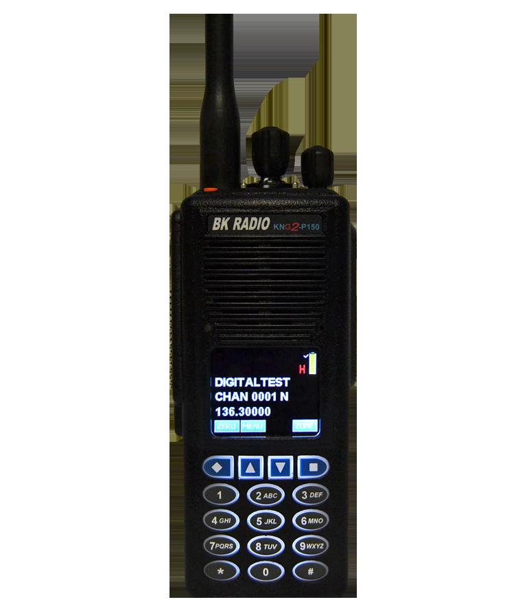 King Radios KNG2 Portable