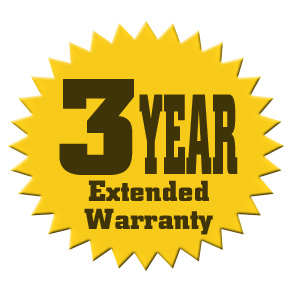 LFW0012 Extends Warranty to Three Years