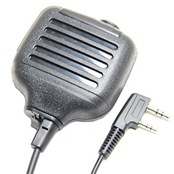SMHDRP65 Heavy Duty Speaker Mic for RP6500
