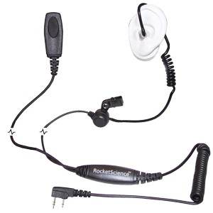 Sentry-RP6 Surveillance Headset