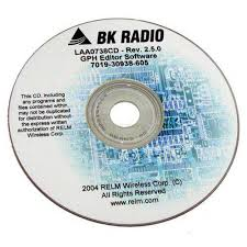 BK Radio Programming Software