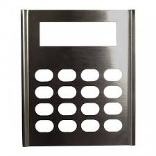 LAA0640 Stainles Keypad Protector King Radios