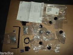 LAA0645 Remote Mount Installation Kit BK Radio