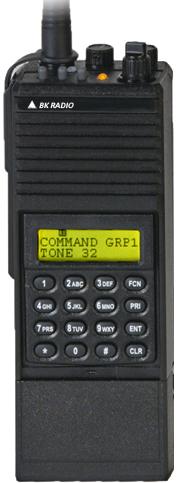 Bendix King GPH5012X CMD Command Portable