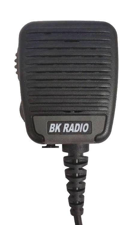 KAA0204-VCE35 Speaker Mic BK Radios