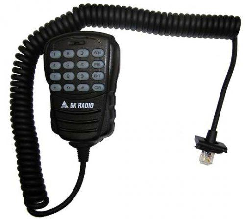 BK Radio LAA0290 Programming Mic
