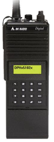BK Radio DPHX5102X