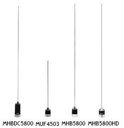 Maxrad VHF UHF Mobile Antennas