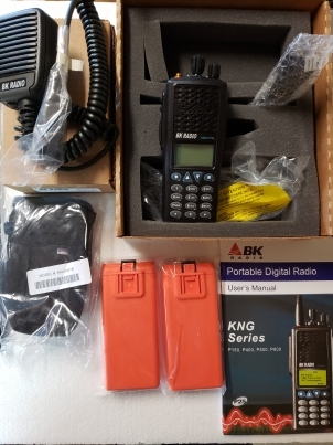 King Radios Cal Fire Bundle