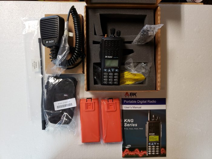 King Radios Forest Service Package #1