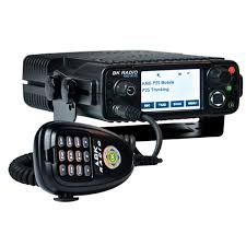 KNG Mobile BK Radios
