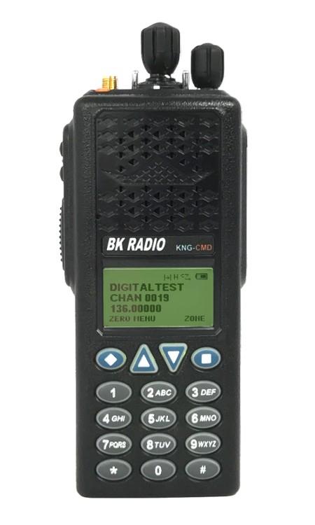 KNG P150 CMD BK Radios #2