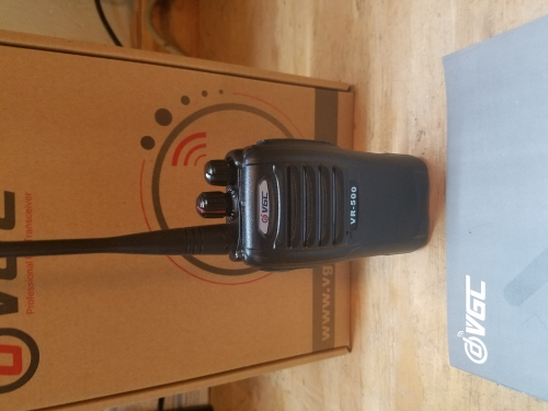 VR-500 for King Radios
