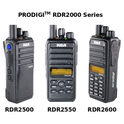 RCA DRD 2000 Series Digital Handhelds