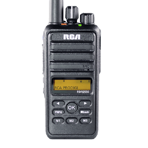 RCA RDR 2550 Digital Handheld