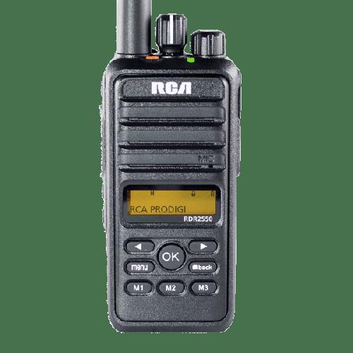 RCA RDR 2550 Digital Handheld