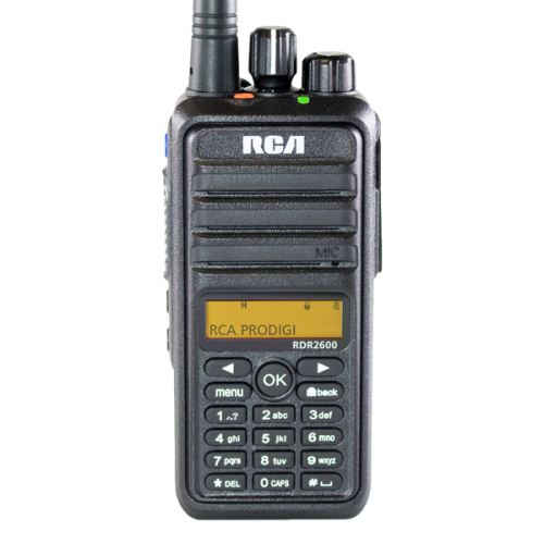 RCA RDR 2600 Digital Portable