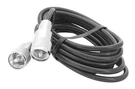 24' RG 58 w/ Connectors