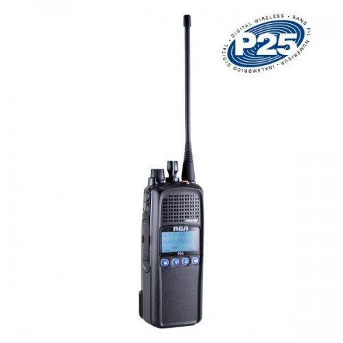 RCA RPX4500 P-25 Digital Portable
