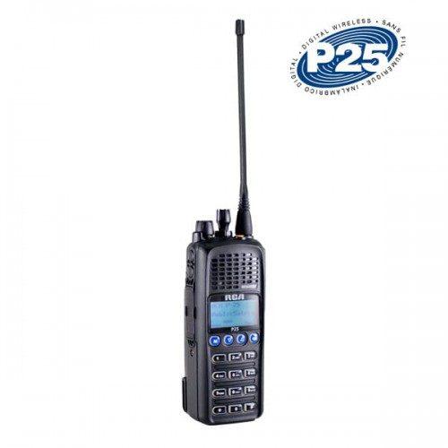 RCA RPX4600 P-25 Digital Portable