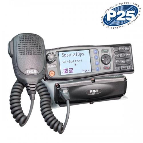 RCA PRX6500 CTRH P-25 Mobile