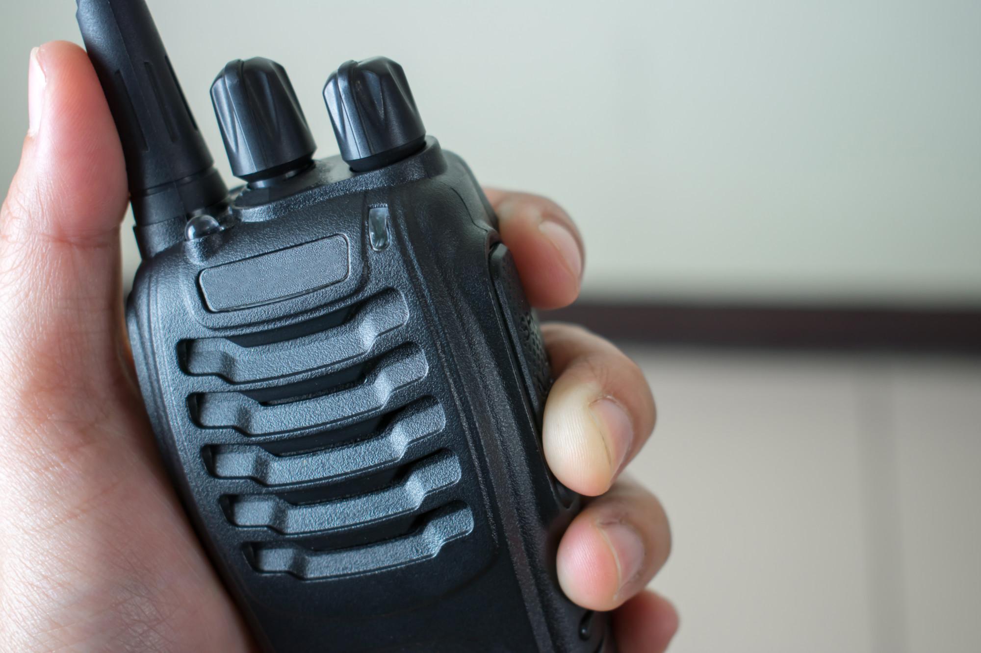 two-way radio communication