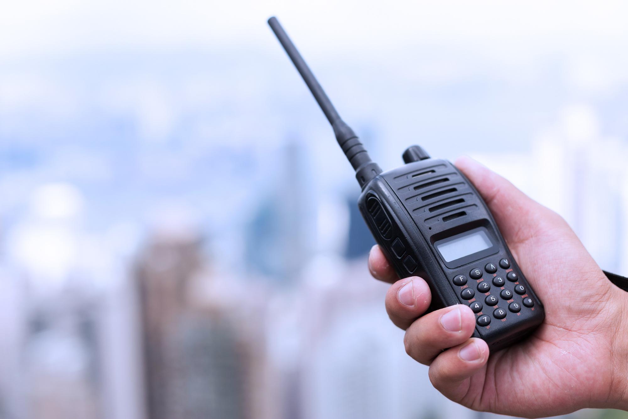 bk radios