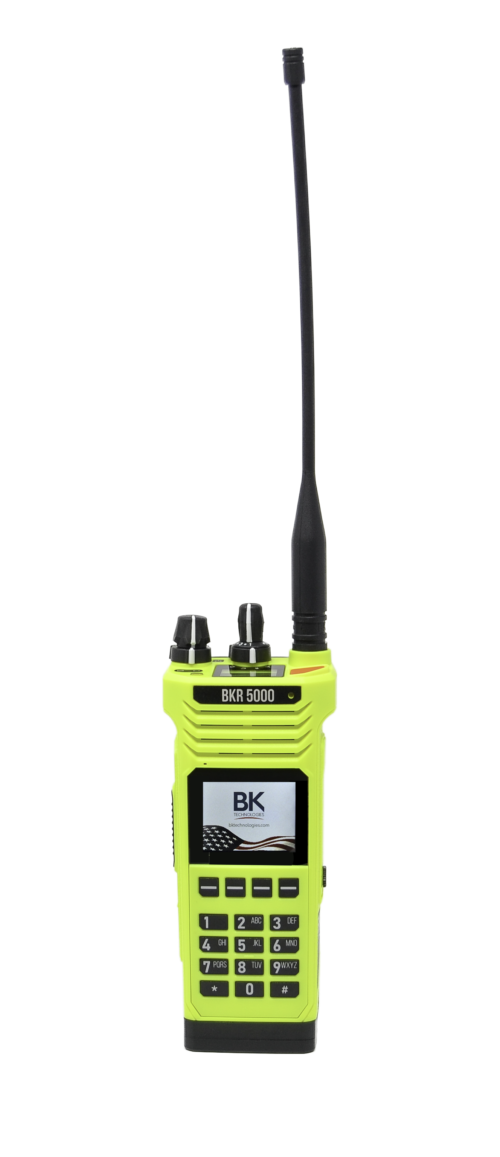 King Radios Yellow BKR