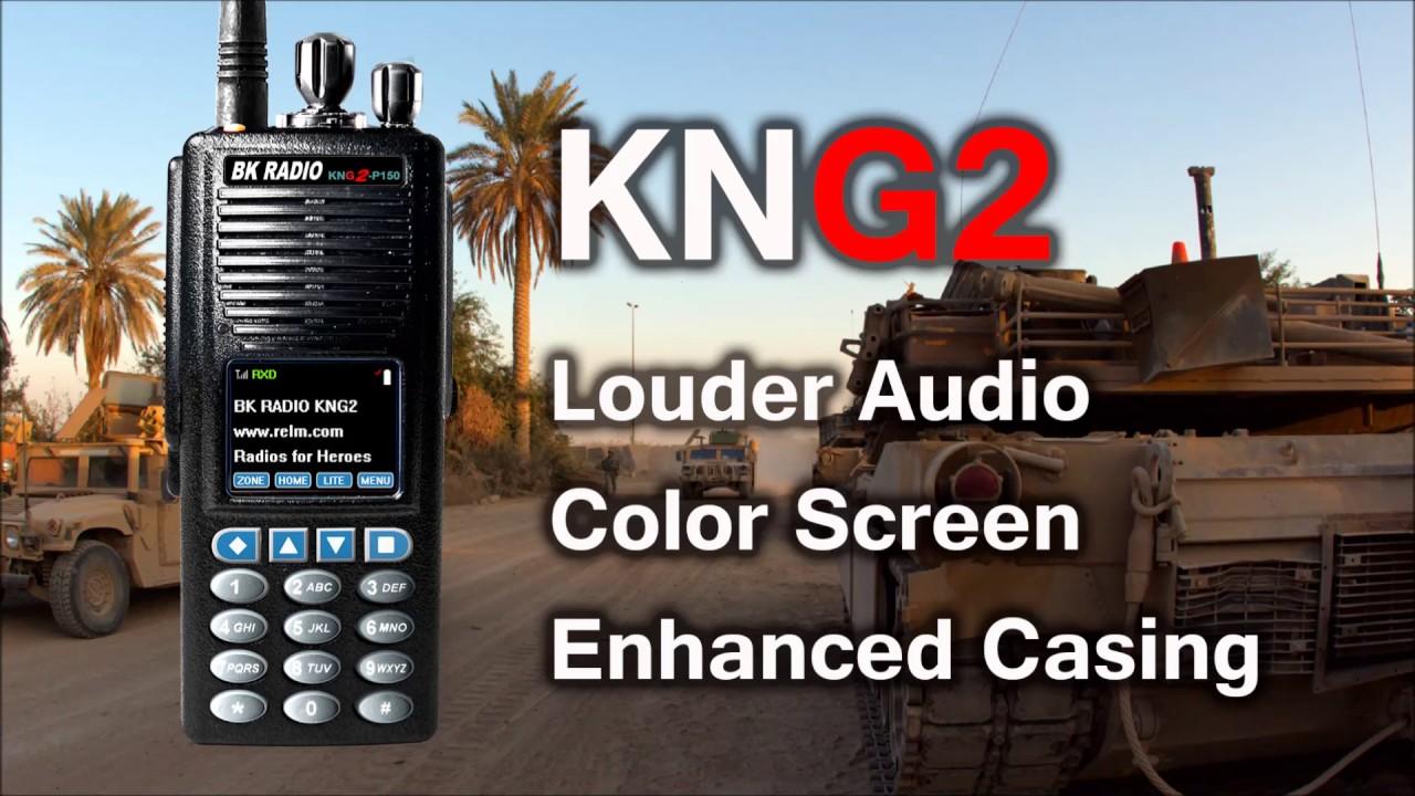 King Radios KNG2