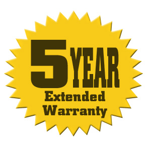 LFW0036 Extends Warranty to Five Years KNG