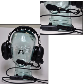 KAA0223 Noise Cancelling Headset KNG Handhelds