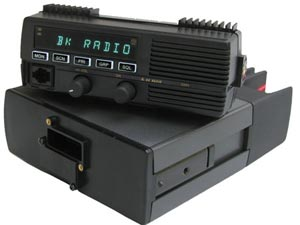 Bendix King DMH5992R VHF 50 Watt P-25 Digital Mobile Rear Mount