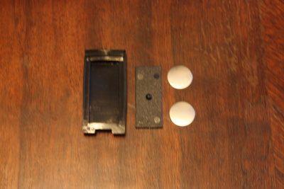 Transmit button replacement kit