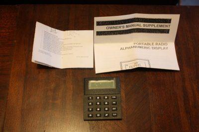Full Keypad DPH Model